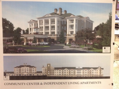 PHOM Community Center and Independent Living Apartments