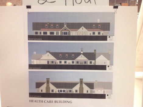 PHOM Health Care Building